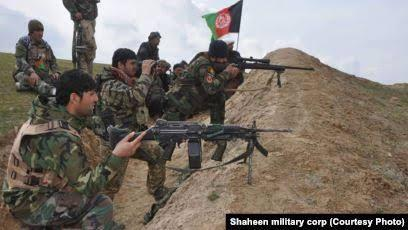 21 Taliban Insurgents Killed, Wounded in Helmand