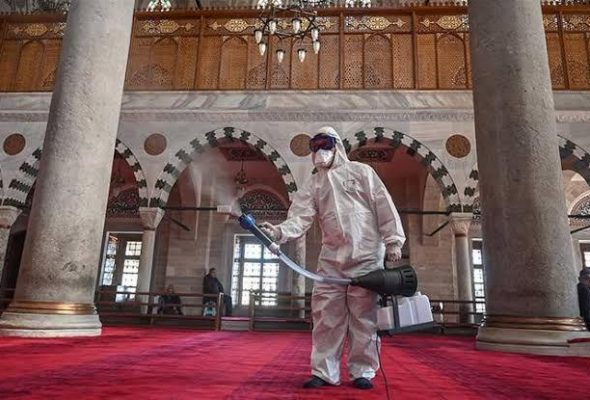 Iran Plans to Reopen Mosques in Areas Free of Coronavirus: President