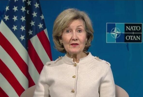 """""""We Will Never Let Afghanistan Become Safe Haven for Terrorists"""": US Amb. to NATO"""