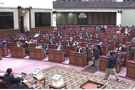 Afghan Lawmakers Calls For Response Over Increase of Taliban Violence