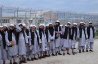 Afghan Gov't Temporarily Stops  Taliban Prisoners' Release