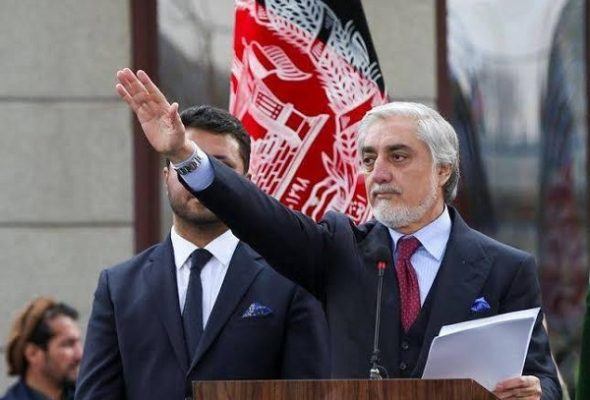 Abdullah Held Meeting With Key Partners to Discuss Political Impass: Spox