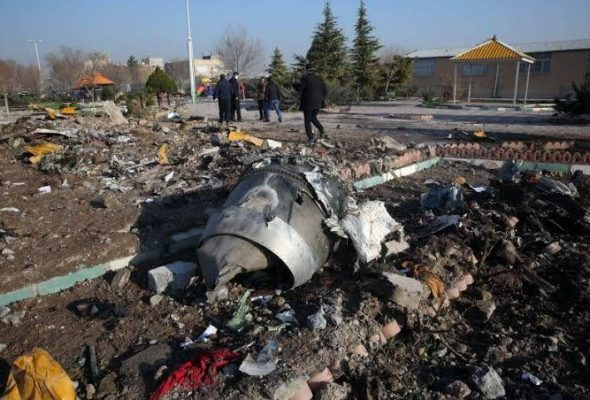 Foreign Chiefs of 5 States Whose Citizens Killed in UIA Plane Crash Continue to Push for Complete Investigation