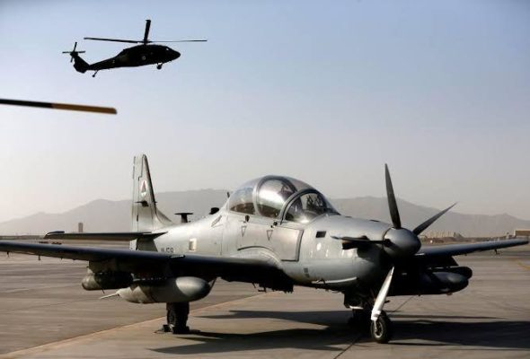 12 Taliban Killed, Wounded in   Wardak Airstrike