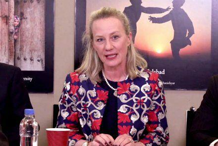 Deeply Concerned About Safety of Sikh Community in Afghanistan: Alice Wells