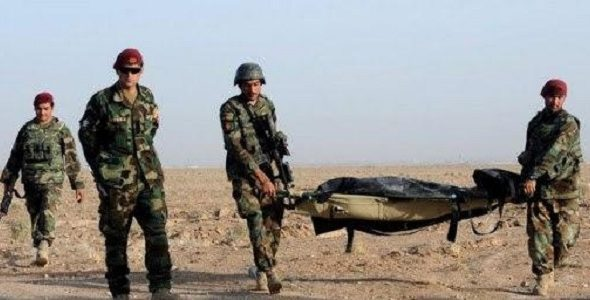 Six Afghan Security Forces Killed in Taliban's Attack in Badghis