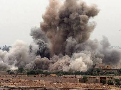 Airstrike Destroys Key Taliban Compound in Balkh