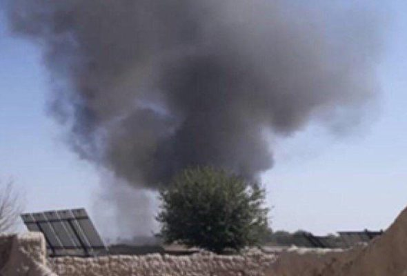 Bomb Blast in Helmand Province Leaves 8 People Killed