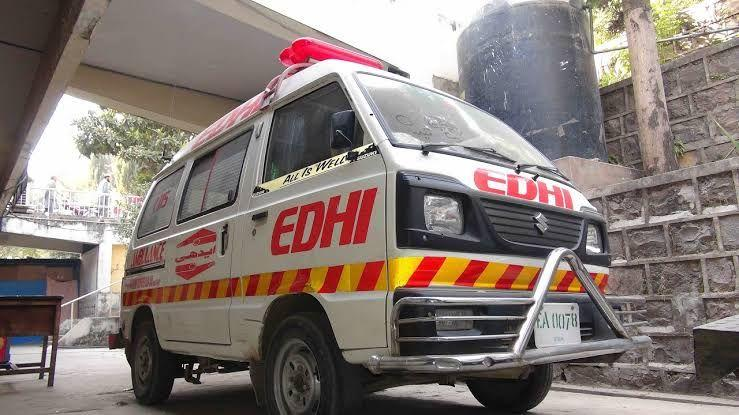 COVID-19: Five Ambulances Handed Over to Khyber Pakhtunkhwa Gov't