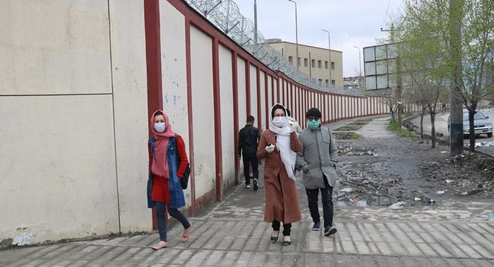 Empathy in Critical Times: From Producing Masks to Creating Artificial Ventilator Devices in Afghanistan