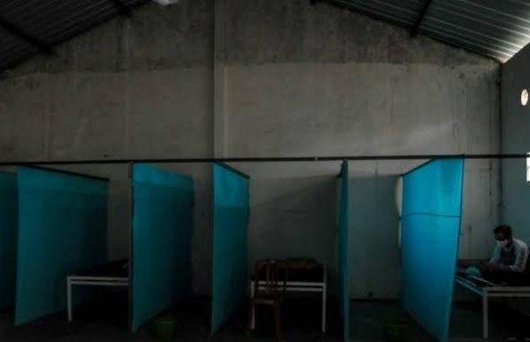 COVID-19: Indonesia Locks Quarantine Violators in 'Haunted House'
