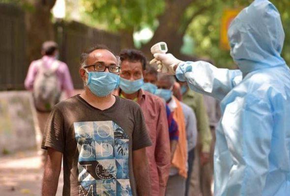 Coronavirus: India's Death Toll Rises To 436 As Positive Cases Near 13,000