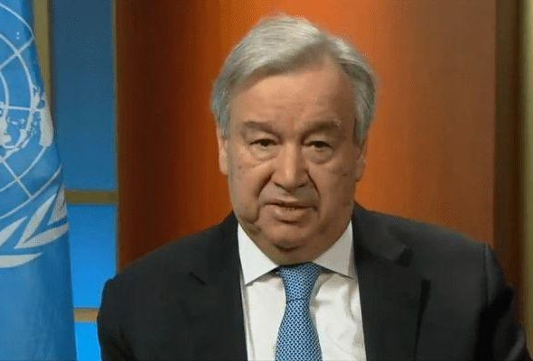 UN Chief Extends 'Warmest Wishes' to Muslims on Ramadan's Eve