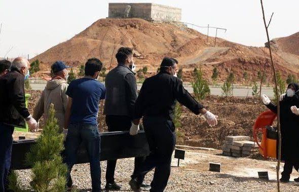 Coronavirus: Iran Prepares 10,000 Graves in Tehran for Victims