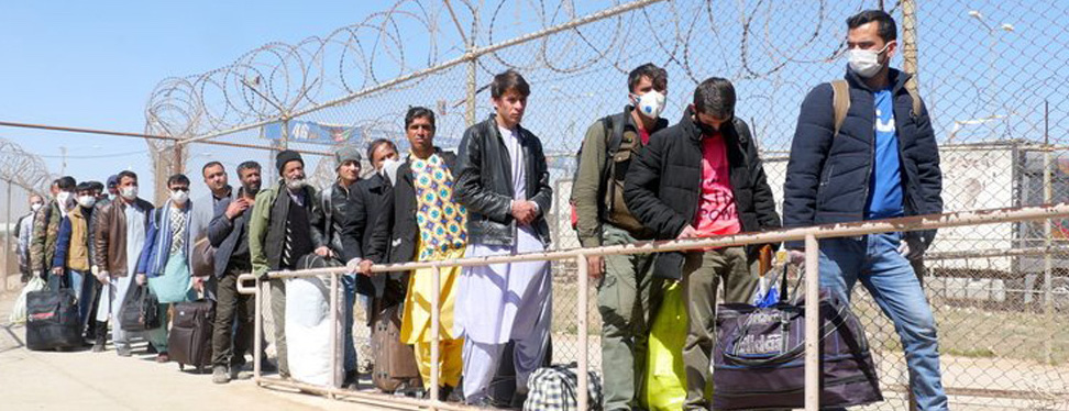 COVID-19 and the Return of Afghan Refugees; Have the Infected Returnees Been Identified?