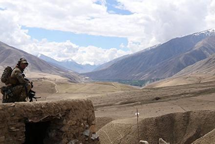 IS-K Seeks to Establish Islamic Caliphate in Badakhshan