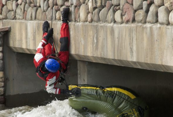Search Continues for Four Teenagers Bodies Drowned in Kabul River