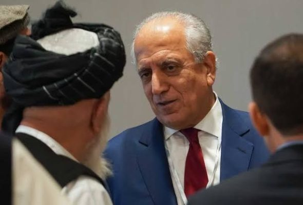 Intra-Afghan Talks: US Envoy Meets Taliban to Review Doha Peace Deal