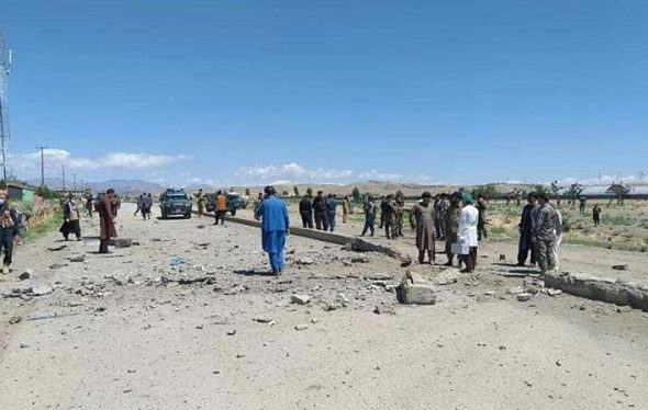 Governor of Khost Survived Bomb Attack