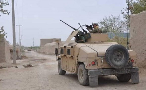 Security Forces Kill, Wound 9 Taliban Insurgents in Jawzjan