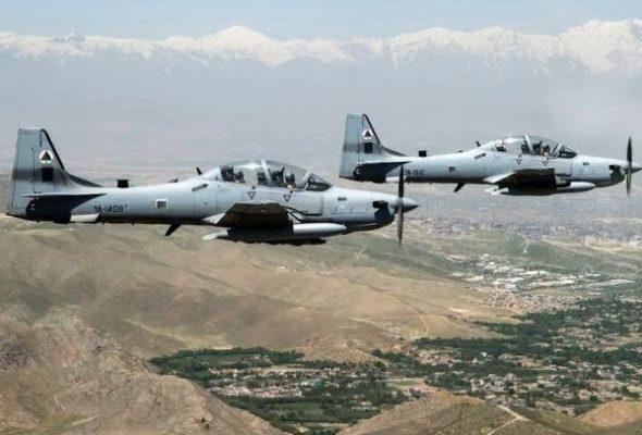 39 Taliban Militants Killed, Wounded in Uruzgan & Zabul Airstrikes