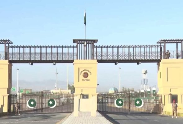 Pakistan Extends Iran Border Closure for Two Weeks