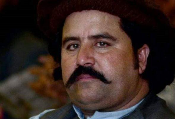Pakistani Pashtun Rights Activist Arrested On Hate-Speech Charge