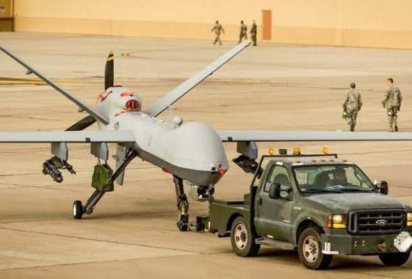 Pentagon Announces $7.1 Million to Support Drones Operations of Afghan Forces