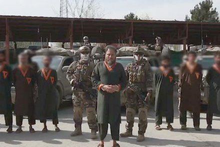 NDS Gives Details of IS-K Leader's Arrest