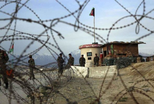 IS-K Claims Responsibility for Rocket Attack on US Base in Afghanistan