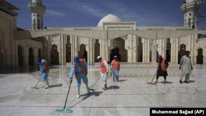 Coronavirus Pandemic Creates A Very Different Ramadan Experience For Muslims