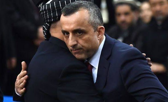 Ghani Defines Special Authorities to First Vice-President Amrullah Saleh