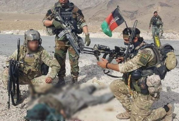 Security Forces Repulse Taliban Attack in Helmand; Kill 3 Insurgents, Wound 5 Others