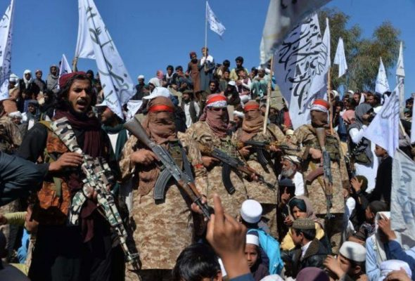 Afghan Government Says Will Release 100 Taliban Prisoners: Reports