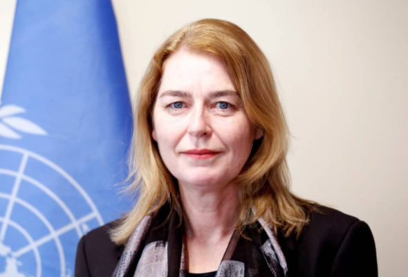 UN Envoy Welcomes Afghan Negotiation Team