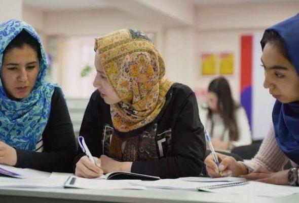 University Programme for Afghan Women in Kazakhstan