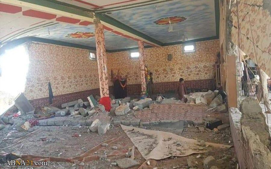 Explosion in Pakistan Shitte Mosque Injures One