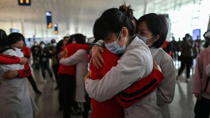 China Records No New Cases First Time Since COVID-19 Outbreak