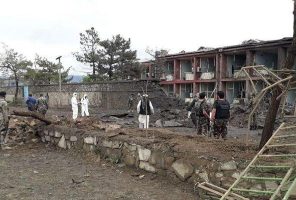 5 Civilians Killed, 19 Wounded in Paktia Car Bomb Explosion: Officials