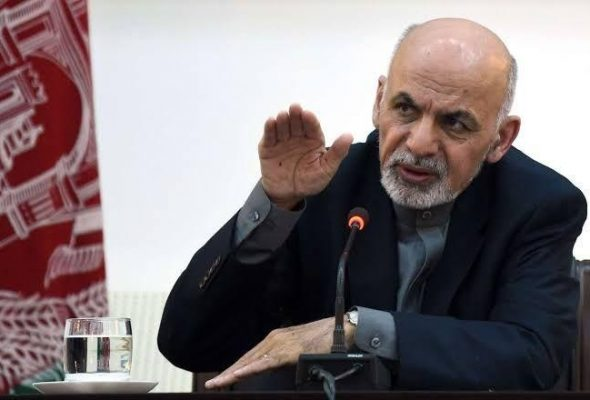 Afghan President Orders Release of 2,000 Taliban Prisoners After Eid Ceasefire
