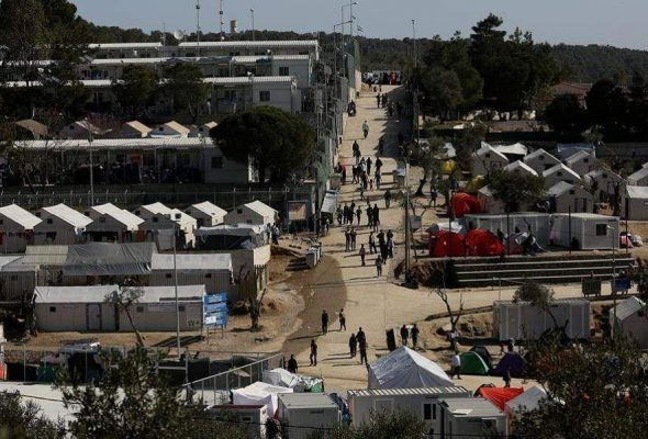 Afghan Woman Killed in Greece Moria Camp