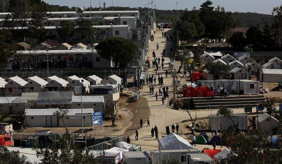 Afghan Woman Killed in Greece Moria Camp