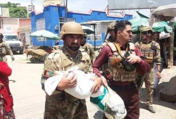 Russia Calls For Justice After Attack on Kabul Maternity Hospital