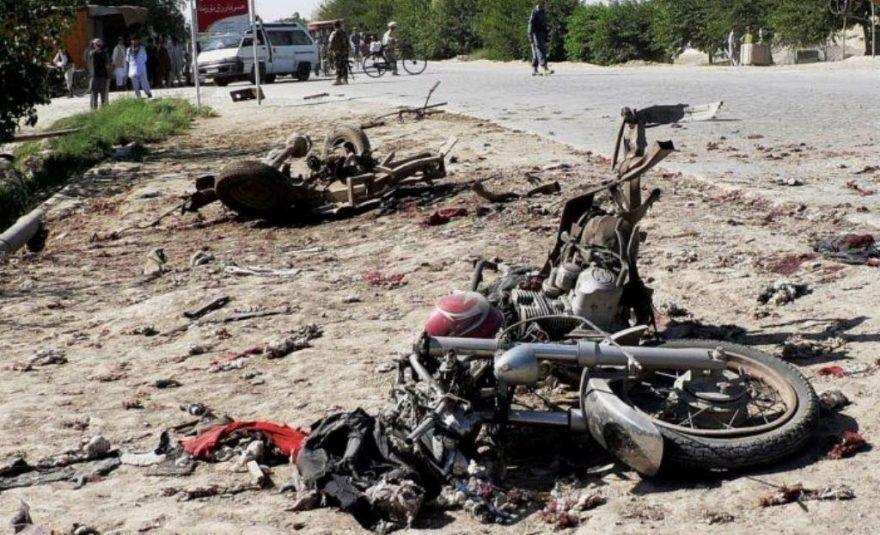 Blast Near Laghman Jail Leaves Three Dead