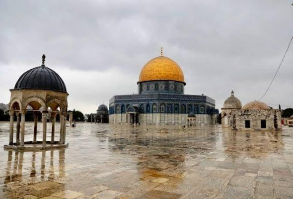 COVID-19: Al-Aqsa Mosque in Jerusalem to Reopen on May 31