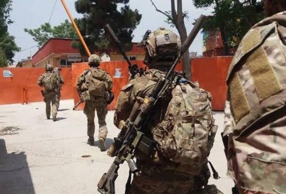 NATO Special Operators Among First Responders at Kabul Maternity Ward Attack