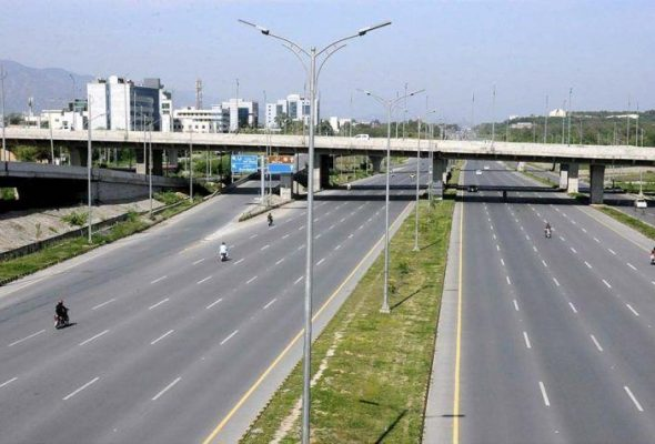 Islamabad Extends Lockdown for 3 Weeks with Exemptions