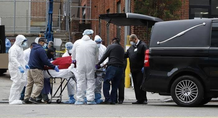 US records 1,568 coronavirus deaths in 24 hours