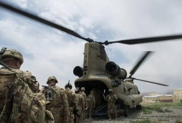 Pentagon Says US troop Withdrawal Will Continue Amid Violence in Afghanistan