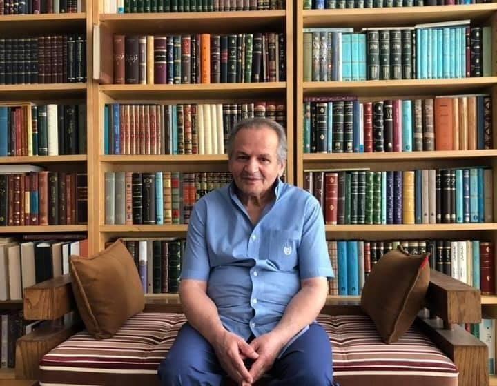 Son Unwilling to Accept Iranian Citizenship for Afghan Scholar Najib Mayel-Heravi